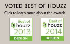 Voted best of Houzz - click for more information